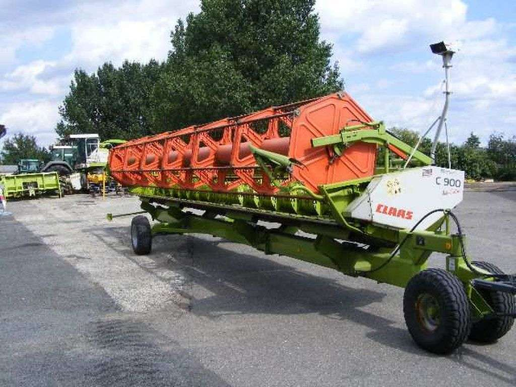 CLAAS C 900 CAC reaper - Photo 3