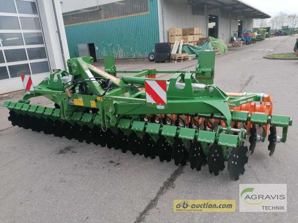 New AMAZONE Catros+ 5002-2 disk harrow
