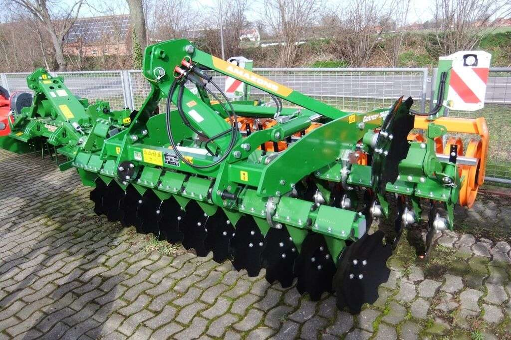 New AMAZONE Catros+ 3003 Special disk harrow