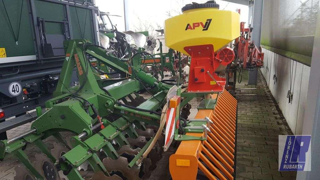 AMAZONE Catros+ 3001 Plus disk harrow - Photo 3