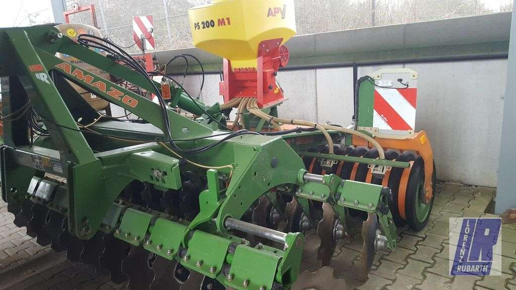 AMAZONE Catros+ 3001 Plus disk harrow - Photo 4