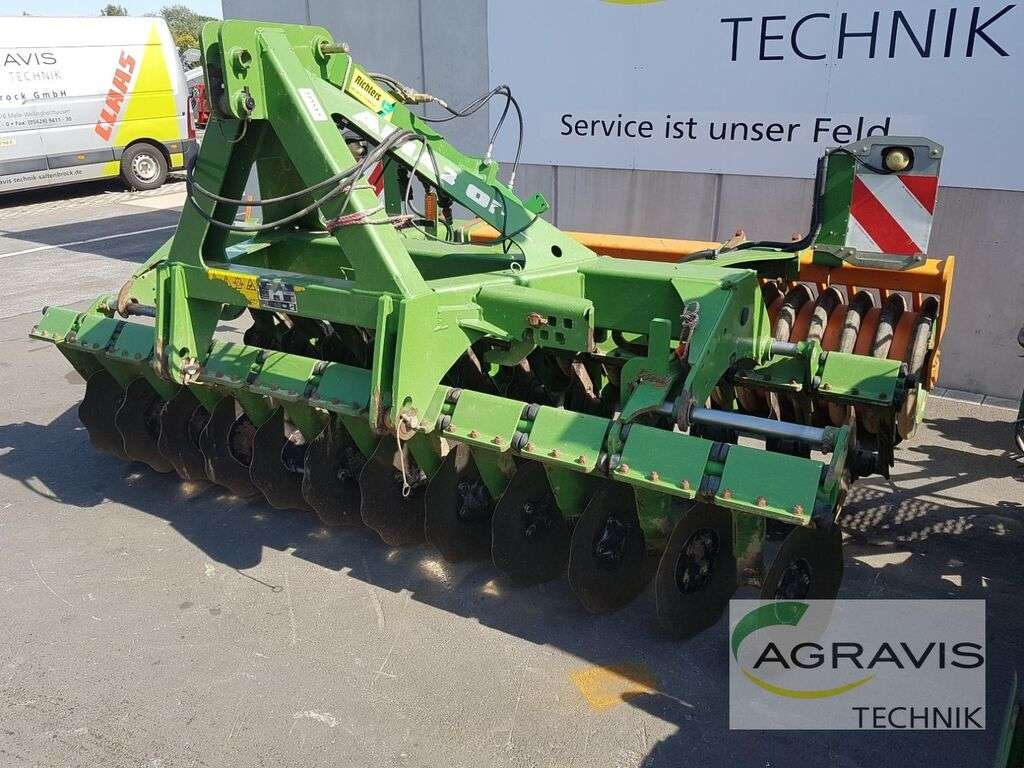 AMAZONE Catros+ 3001 disk harrow - Photo 1