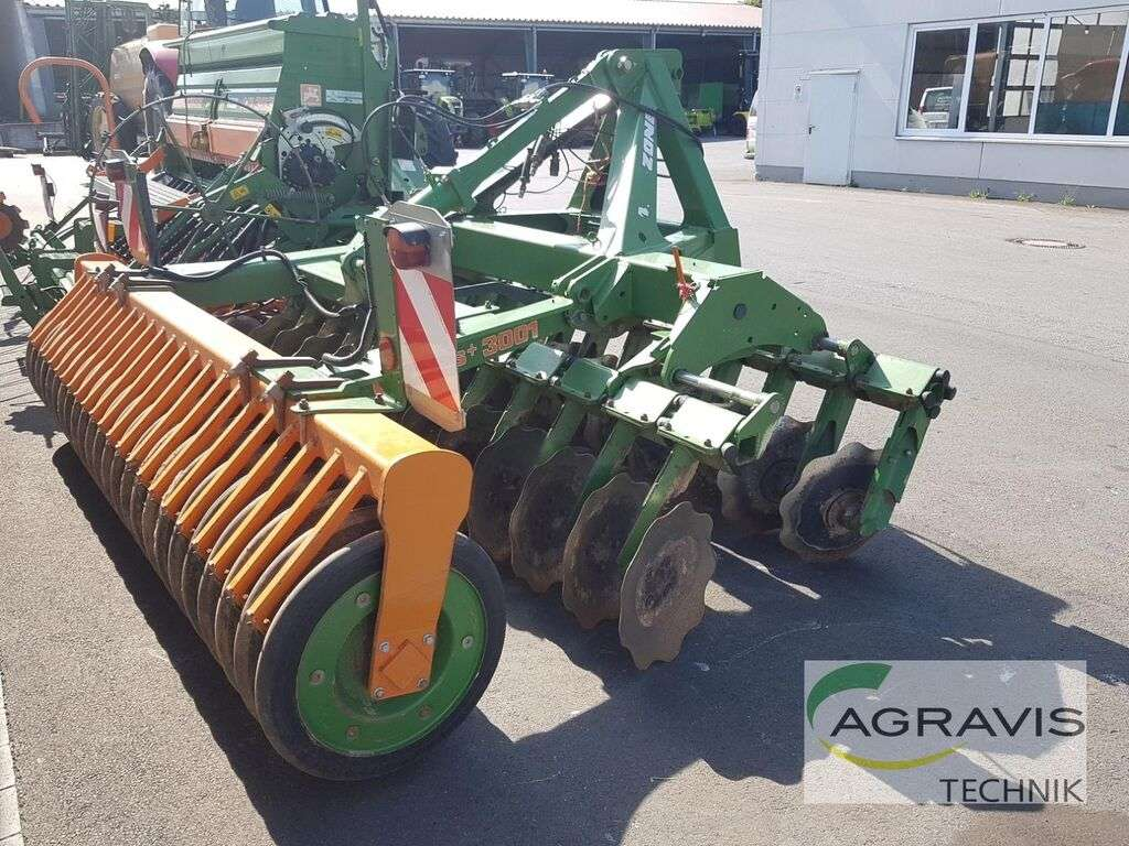 AMAZONE Catros+ 3001 disk harrow - Photo 3