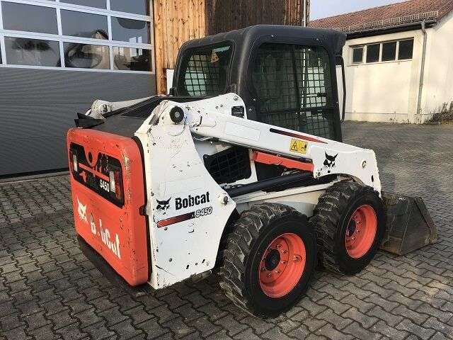 BOBCAT S450 INV 510 130 100 753 763 skid steer - Photo 2