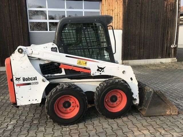 BOBCAT S450 INV 510 130 100 753 763 skid steer - Photo 3